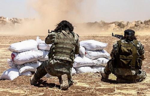 Tình hình chiến sự Syria mới nhất ngày 26/9: 2 nhóm phiến quân thân Thổ Nhĩ Kỳ đụng độ ác liệt - Ảnh 1