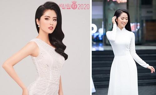So nhan sắc trên mạng và thực tế của dàn thí sinh vòng sơ khảo Hoa hậu Việt Nam 2020 - Ảnh 3