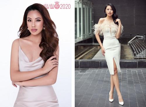 So nhan sắc trên mạng và thực tế của dàn thí sinh vòng sơ khảo Hoa hậu Việt Nam 2020 - Ảnh 6
