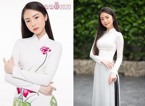 So nhan sắc trên mạng và thực tế của dàn thí sinh vòng sơ khảo Hoa hậu Việt Nam 2020 - Ảnh 4