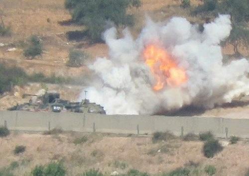 """Tình hình chiến sự Syria mới nhất ngày 27/9: Thiết giáp Nga tan tành vì bị """"đánh úp"""" ở Syria - Ảnh 1"""