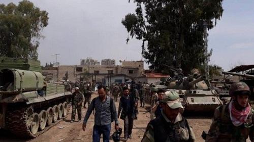 """Tình hình chiến sự Syria mới nhất ngày 27/9: Thiết giáp Nga tan tành vì bị """"đánh úp"""" ở Syria - Ảnh 3"""
