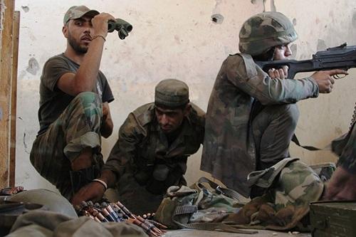 Tình hình chiến sự Syria mới nhất ngày 29/9: SAA đọ súng ác liệt với lực lượng thân Thổ Nhĩ Kỳ ở Đông Aleppo - Ảnh 1