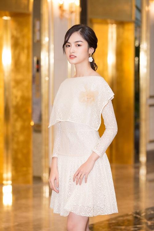 """Ngắm nhan sắc """"hoa nhường nguyệt thẹn"""" của các thí sinh tham dự vòng sơ khảo phía Bắc Hoa hậu Việt Nam 2020 - Ảnh 3"""