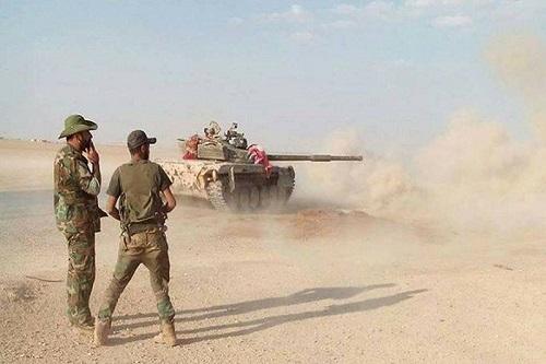 Tình hình chiến sự Syria mới nhất ngày 30/9: Quân đội Nga lập trạm kiểm soát ở Đông Syria - Ảnh 3