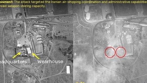 Tình hình chiến sự Syria mới nhất ngày 5/9: Tên lửa Israel rơi sát vị trí Nga đóng quân - Ảnh 2