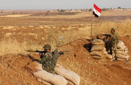 Tình hình chiến sự Syria mới nhất ngày 5/9: Tên lửa Israel rơi sát vị trí Nga đóng quân - Ảnh 3