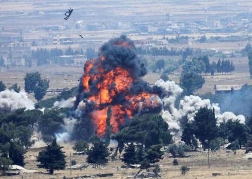 Tình hình chiến sự Syria mới nhất ngày 7/9: Quân đội Nga-Syria hợp lực phá hủy căn cứ của IS - Ảnh 1