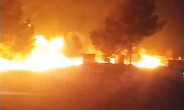 Tình hình chiến sự Syria mới nhất ngày 11/1: Không quân Nga giải cứu quân đội Syria khỏi IS - Ảnh 3