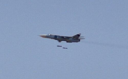 Tình hình chiến sự Syria mới nhất ngày 13/1/2021: Nga tiếp tục dội bom vào phe thánh chiến gần Khmeimim - Ảnh 1
