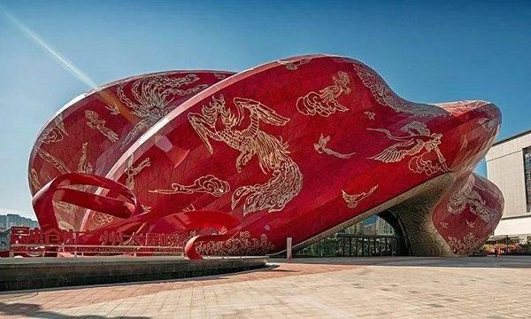 Tòa nhà xấu xí nhất Trung Quốc: Rộng hơn 30.000m2, ý tưởng nhân văn nhưng lại gây nhức mắt - Ảnh 4