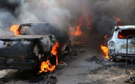 Tình hình chiến sự Syria mới nhất ngày 18/1: Đánh bom xe khiến nhiều người thương vong - Ảnh 1
