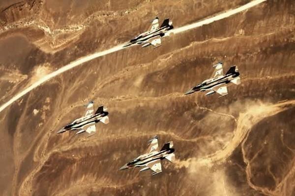 Tình hình chiến sự Syria mới nhất ngày 2/1: Israel tiết lộ số lần tấn công Syria trong năm 2020 - Ảnh 1