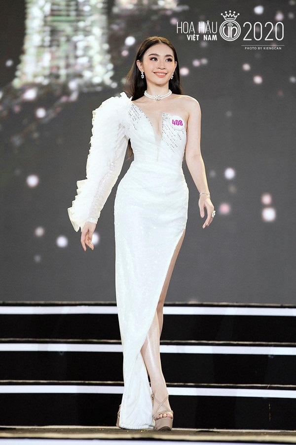 """Vẻ đẹp sang chảnh, nóng bỏng của thí sinh Hoa hậu Việt Nam vừa mới gia nhập """"vũ trụ mỹ nhân"""" đài VTV - Ảnh 1"""