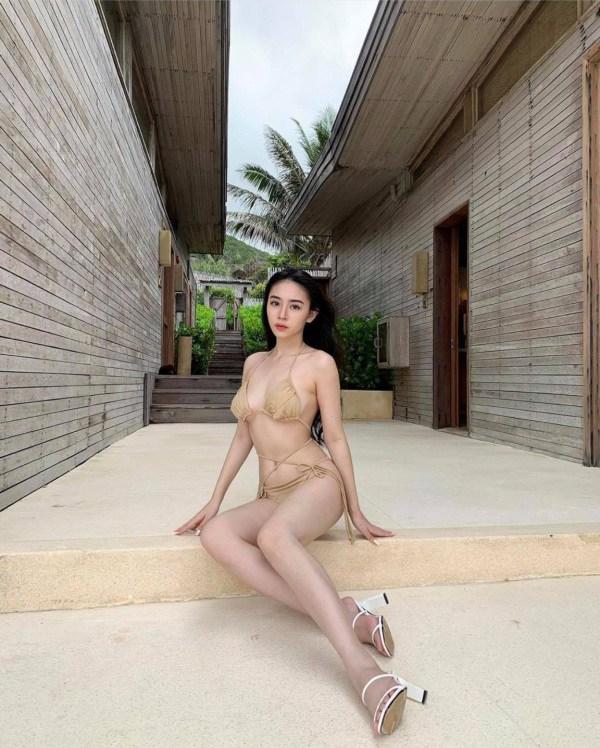 """Vẻ đẹp sang chảnh, nóng bỏng của thí sinh Hoa hậu Việt Nam vừa mới gia nhập """"vũ trụ mỹ nhân"""" đài VTV - Ảnh 3"""