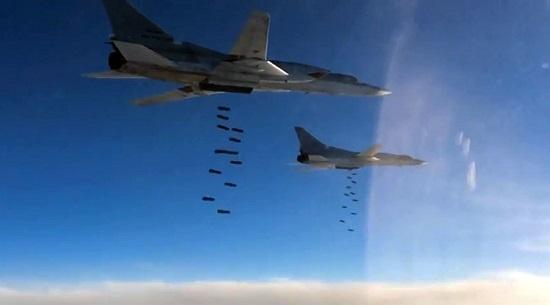 Tình hình chiến sự Syria mới nhất ngày 23/1: Nga dội mưa bom vào nhóm khủng bố HTS - Ảnh 1