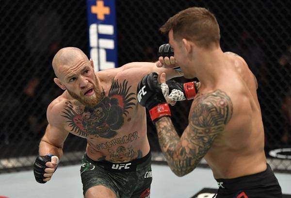 """""""Gã điên"""" McGregor bị bại tướng Poirirer đấm knock-out trong lần tái xuất - Ảnh 1"""