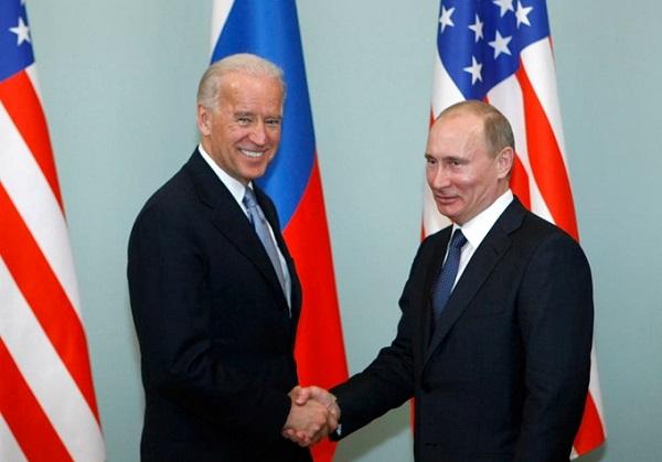 Điện Kremlin: Chỉ cần Mỹ đồng ý, ông Putin sẵn sàng đối thoại với người đồng cấp Biden - Ảnh 1