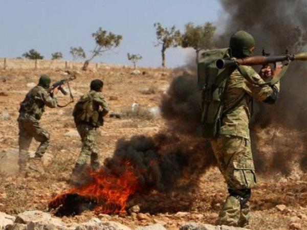 Tình hình chiến sự Syria mới nhất ngày 29/1: Trực thăng Nga truy cùng diệt tận khủng bố IS - Ảnh 1