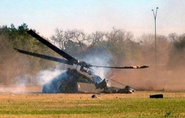 Cuba: Rơi trực thăng quân sự, toàn bộ phi hành đoàn thiệt mạng - Ảnh 1