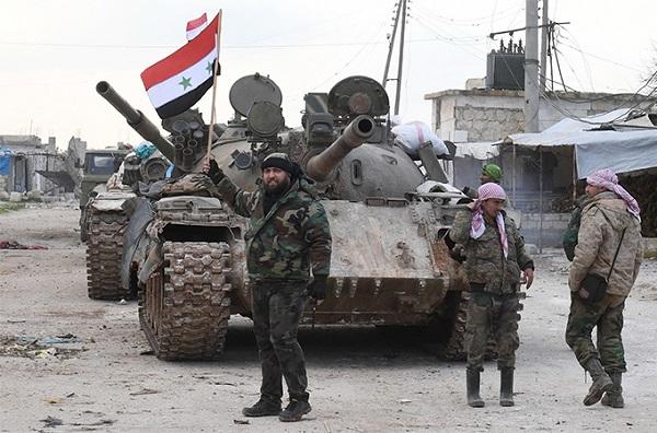 Tình hình chiến sự Syria mới nhất ngày 31/1: Chiến sự ngày càng căng thẳng - Ảnh 1