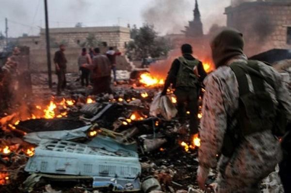Tình hình chiến sự Syria mới nhất ngày 7/1: Người Kurd đe dọa chiếm căn cứ không quân Nga - Ảnh 2