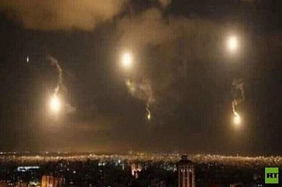 Tình hình chiến sự Syria mới nhất ngày 9/1: Israel tiến hành cuộc không kích đầu tiên trong năm 2021 - Ảnh 1