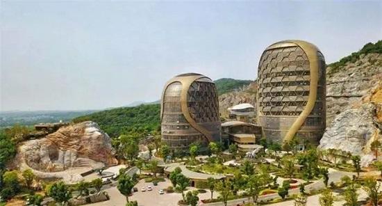 10 công trình kiến trúc xấu nhất Trung Quốc năm 2020 - Ảnh 4