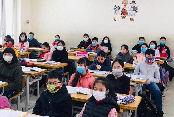 8 tỉnh thành quyết định cho học sinh đi học trở lại vào ngày mùng 6 Tết - Ảnh 1