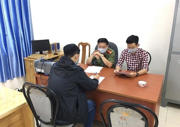 Học sinh lớp 10 làm giả văn bản của UBND tỉnh Lâm Đồng - Ảnh 1