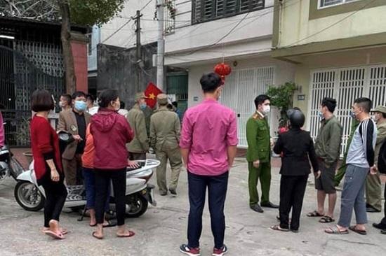 Hà Nội: Nghi án chồng sát hại vợ chiều mùng 5 Tết - Ảnh 2