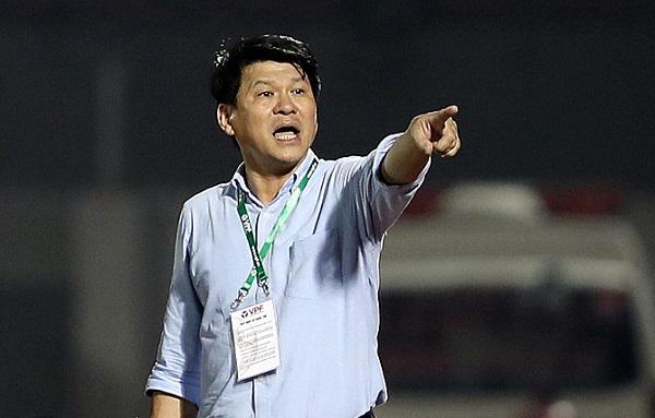 V.League 2021: CLB Sài Gòn thay tướng - Ảnh 1