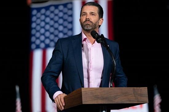 Vì sao con trai cựu Tổng thống Trump bị triệu tập lấy lời khai? - Ảnh 1