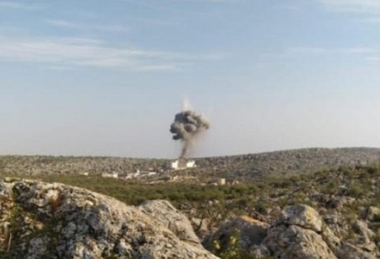 Tình hình chiến sự Syria mới nhất ngày 4/2: Nga dội bom vào khủng bố ngay trước mặt UAV Thổ Nhĩ Kỳ - Ảnh 1