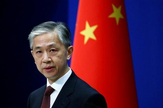 """Trung Quốc bác cáo buộc """"bật đèn xanh"""" cho đảo chính ở Myanmar - Ảnh 1"""