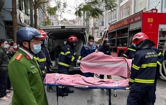 Vụ hỏa hoạn 4 người chết: UBND TP Hà Nội đề nghị nhanh chóng điều tra sự việc - Ảnh 1