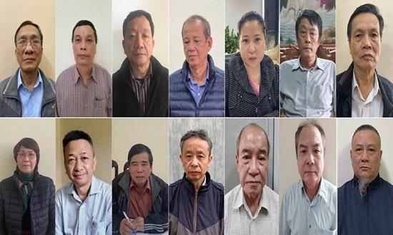 Truy tố 19 bị can trong vụ Gang thép Thái Nguyên gây thiệt hại hơn 800 tỷ đồng - Ảnh 1