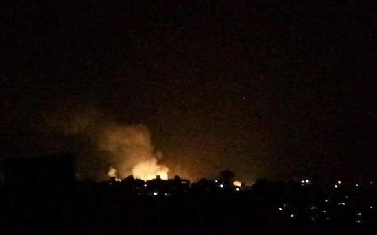 """Tình hình chiến sự Syria mới nhất ngày 1/3: Syria đánh chặn """"mưa tên lửa"""" từ Israel - Ảnh 1"""