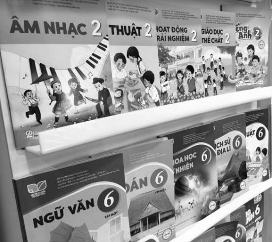 Nhà xuất bản giáo dục Việt Nam: Có công bằng trong giới thiệu hai bộ SGK mới tới các cơ sở giáo dục? - Ảnh 2