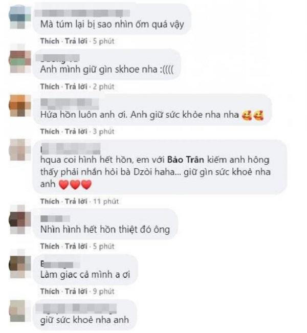 Thuận Nguyễn lên tiếng về việc biến mất bí ẩn sau khi lộ ảnh gầy trơ xương - Ảnh 3