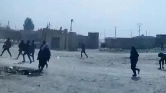 Tình hình chiến sự Syria mới nhất ngày 13/3: Quân đội Syria đụng độ ác liệt với IS - Ảnh 3