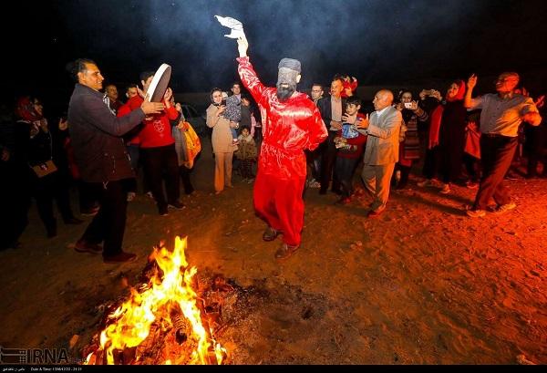 Iran: Hơn 1.000 người thương vong trong lễ hội lửa truyền thống - Ảnh 1