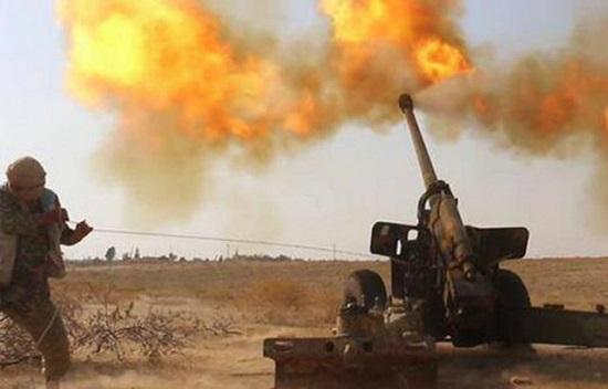 Tình hình chiến sự Syria mới nhất ngày 19/3: Lực lượng bí ẩn tàn sát binh sĩ quân đội Syria - Ảnh 1
