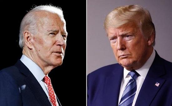 """Ông Trump tiết lộ bức thư """"viết từ đáy lòng"""" gửi ông Biden trước khi rời Nhà Trắng - Ảnh 1"""