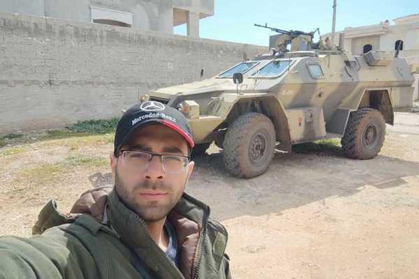 Tình hình chiến sự Syria mới nhất ngày 27/3: Quân đội Syria sử dụng xe bọc thép nặng 10 tấn của Nga - Ảnh 1