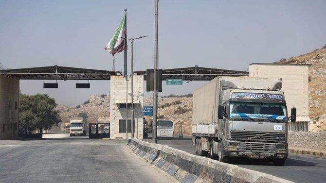 Tình hình chiến sự Syria mới nhất ngày 27/3: Quân đội Syria sử dụng xe bọc thép nặng 10 tấn của Nga - Ảnh 2