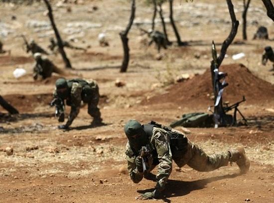 Tình hình chiến sự Syria mới nhất ngày 29/3: Giao tranh ác liệt vùng biên giới giữa HTS và IS - Ảnh 1