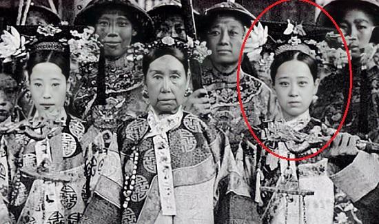 Chân dung đệ nhất mỹ nhân cuối thời nhà Thanh bị cầm tù trong sự sủng ái của Từ Hi Thái hậu - Ảnh 1