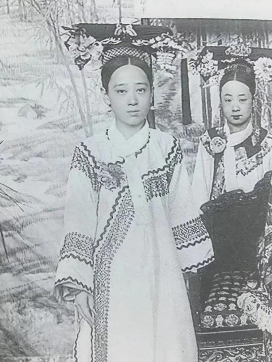Chân dung đệ nhất mỹ nhân cuối thời nhà Thanh bị cầm tù trong sự sủng ái của Từ Hi Thái hậu - Ảnh 2