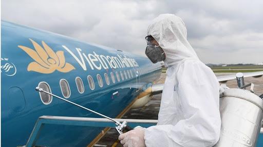 Hải Phòng phát thông báo khẩn tìm khách trên cùng chuyến bay với ca nghi tái dương tính - Ảnh 1